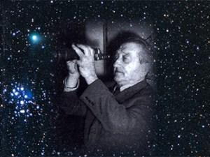 1943 Victor Daimaca, Descoperitorul De Comete