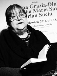 1954-2014 Cornelia Maria Savu