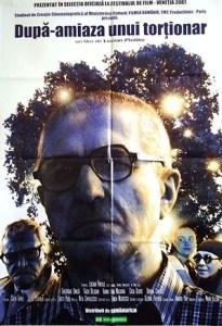 2001 Afiș După-amiaza Unui Torționar