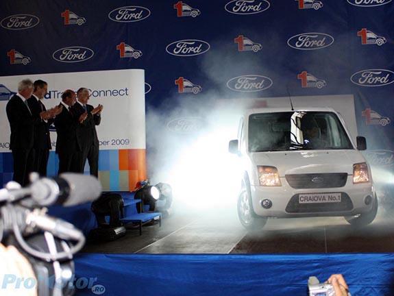 2009 Primul Ford La Craiova