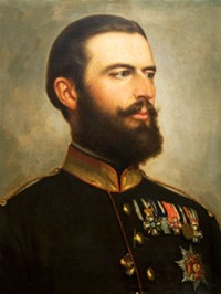 1878 Asr Carol I. Portret De De George P. A. Healy