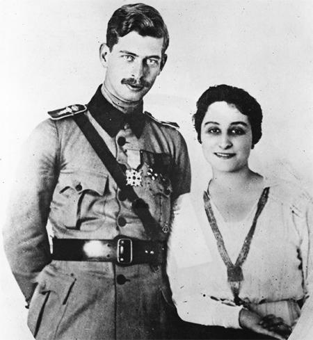 1919 Prima Renunțare La Tron A Prințului Carol Al României