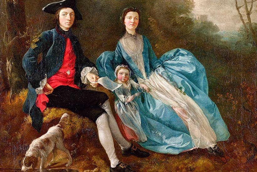 Thomas Gainsborough (1727-1788)