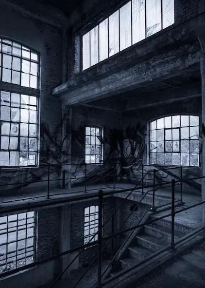 A hundred little windows - Elfie Deprez