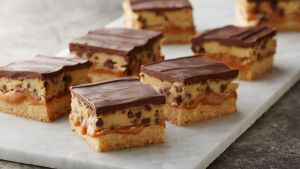 delectable tahini billionaire bars