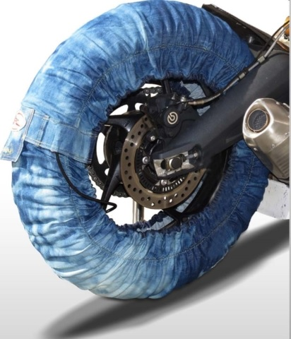 IRC tyre warmer jeans