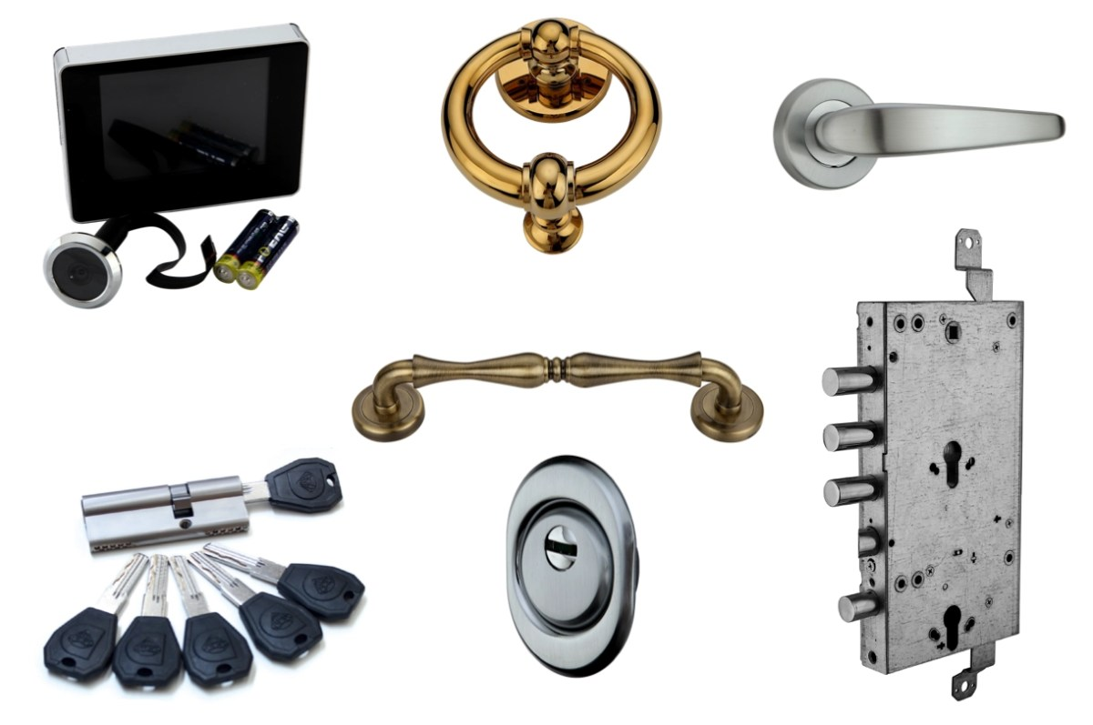 catalogo accessori porte blindate