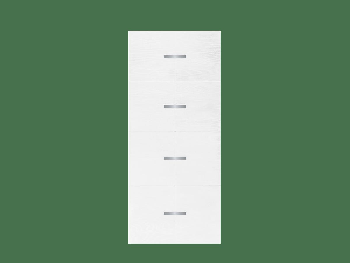 pannello in . vetroresina poseidon bianco