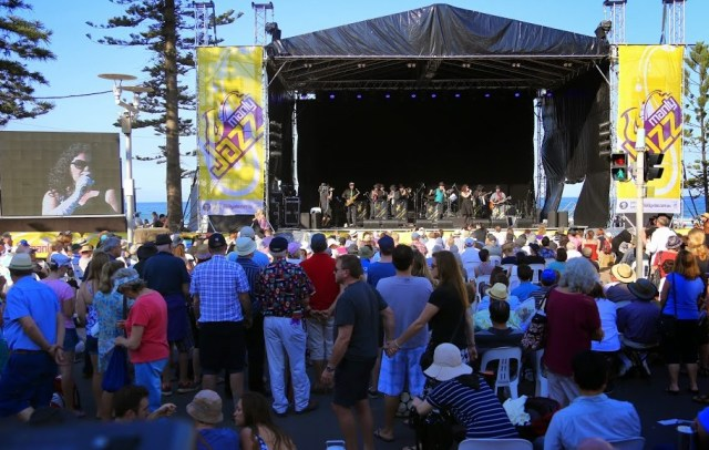 Image result for Manly Jazz Festival