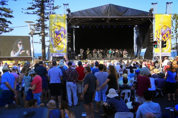 Manly Jazz Festival, the biggest jazz festival in Sydney ...