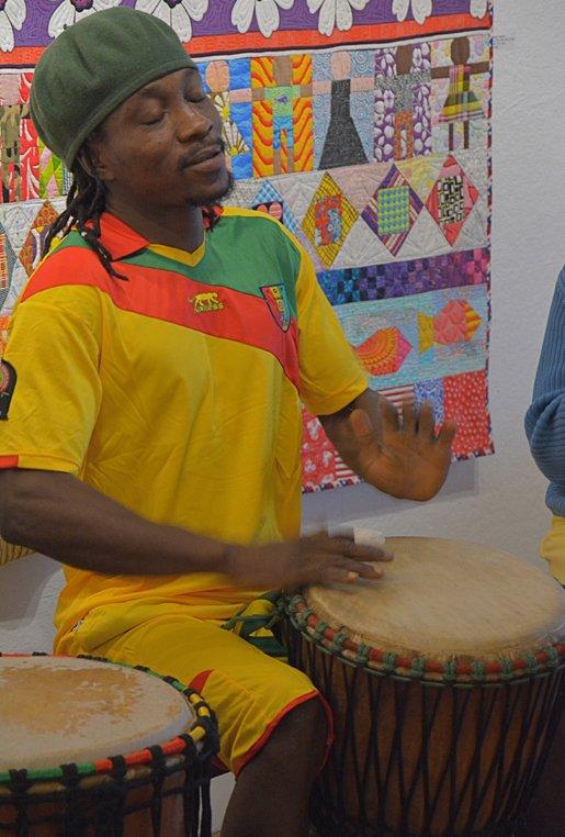 Soriba Drumming