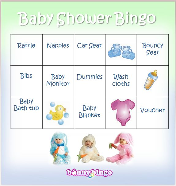 What Are Good Baby Shower Game Prizes