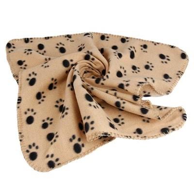 Soft Pet Fleece Blanket