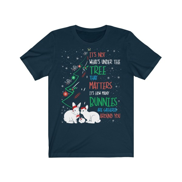 It's How Many Bunnies Are Gathered Around You Tshirt