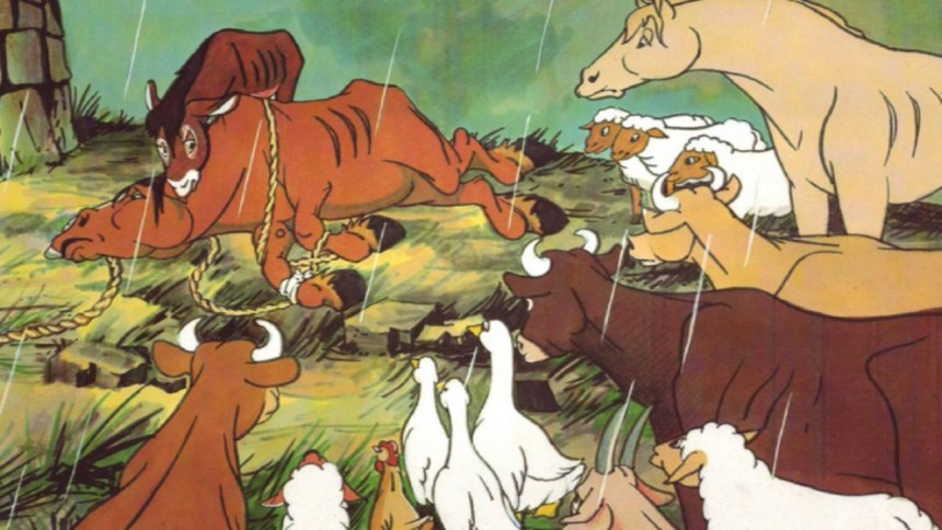 Animal Farm - bunpeiris Literature