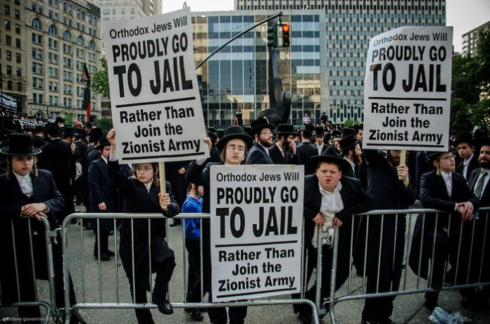 ebrei ortodossi new york