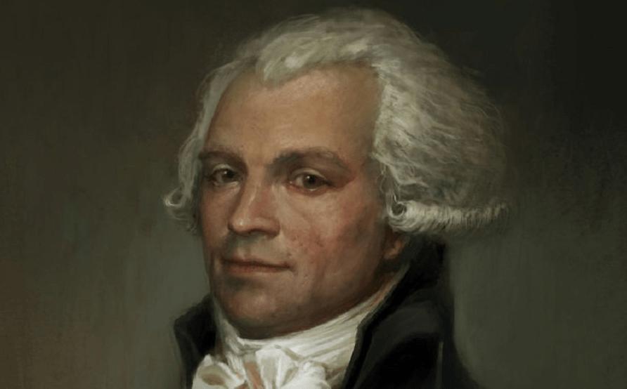 Maximilien Robespierre (1758-1794).