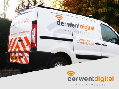 Derwent Digital Logo