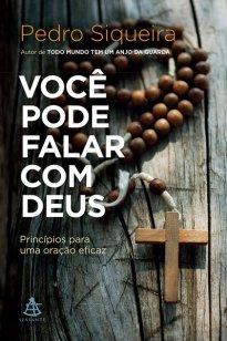 Capa do livro Você pode falar com Deus