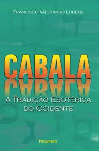 Capa do livro Cabala