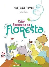 Capa do livro Crise financeira na floresta