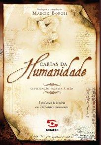 Capa do livro Cartas da Humanidade em português do Brasil