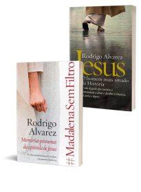 Combo de livros Rodrigo Alvarez