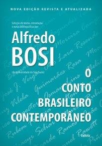 Capa do livro O conto brasileiro contemporâneo