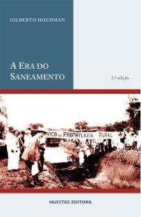 Capa do livro A era do saneamento