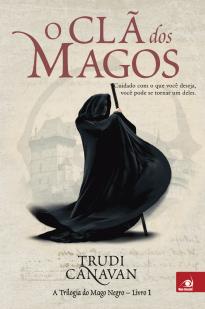 Capa do livro O Clã dos Magos