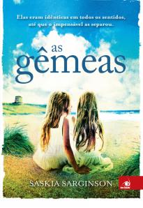 Capa do livro As gêmeas