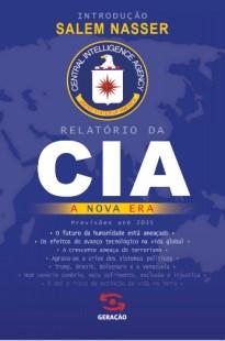 Capa do livro Relatório da CIA - A nova era