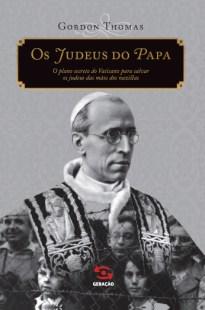 Capa do livro Os Judeus do Papa