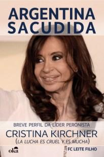 Capa do livro Argentina Sacudida