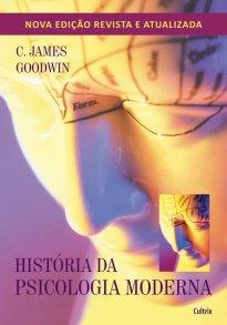 Capa do livro História Da Psicologia Moderna