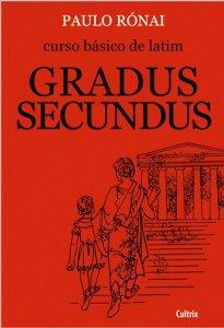 Capa do livro Curso Básico de Latim: Gradus Secundus
