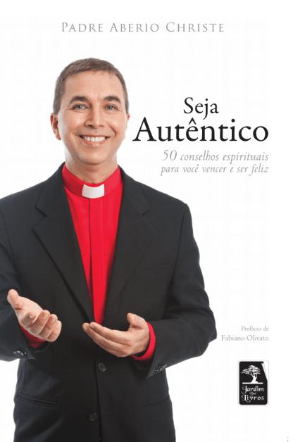 Capa do livro Seja autêntico