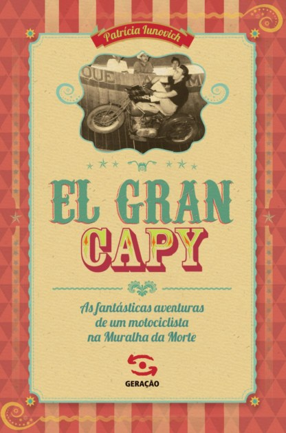 Capa do livro El Gran Capy