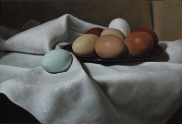 Karen and Ernie's Eggs (2016)