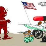 Ebola: piove sempre sul bagnato