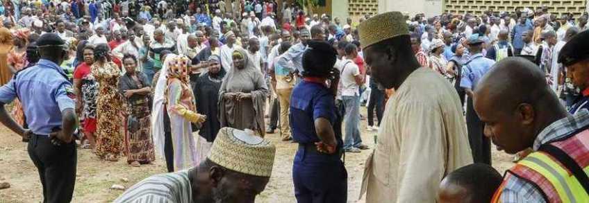 Elezioni in Nigeria