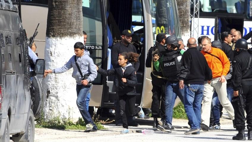 attacco terroristico in Tunisia
