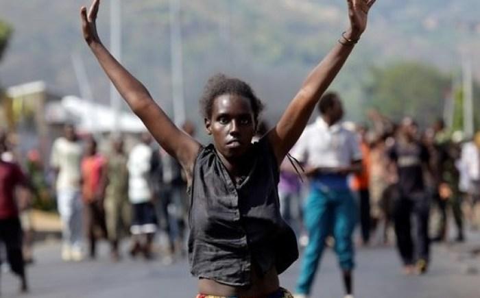 Burundi verso la guerra civile