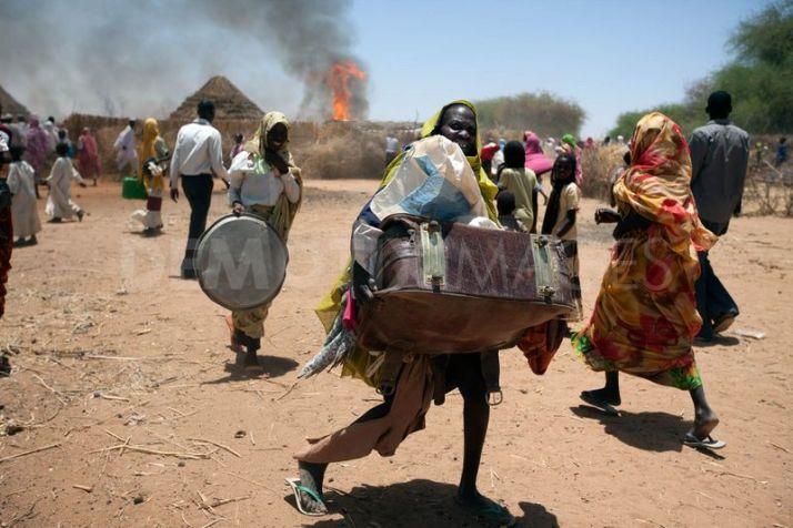 Darfur violenze