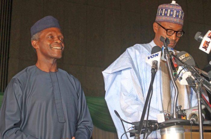 Mhommadu Buhari