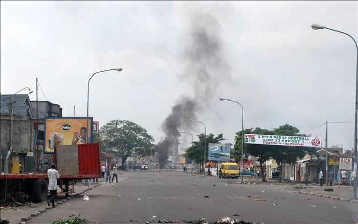 Kinshasa: la ville morte