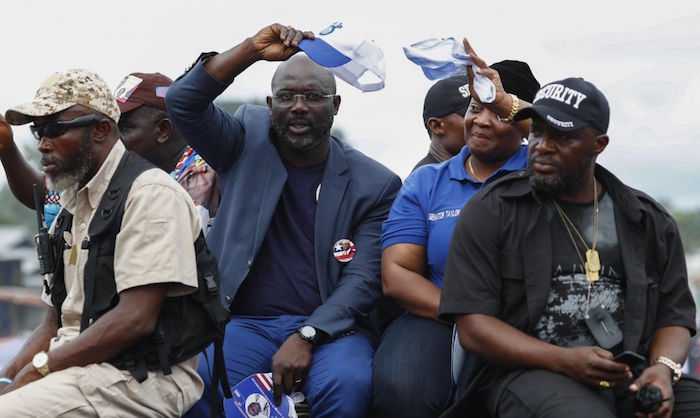 Liberia: Weah deve attendere