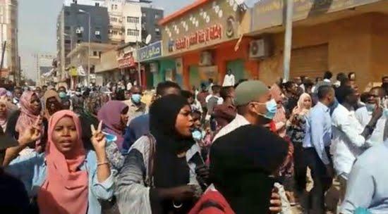 sudan e societa civile