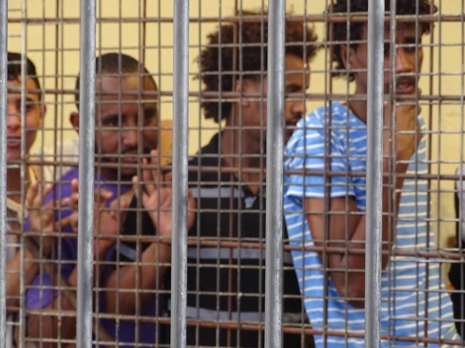 libia carcere