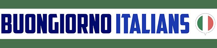 Buongiorno Italians